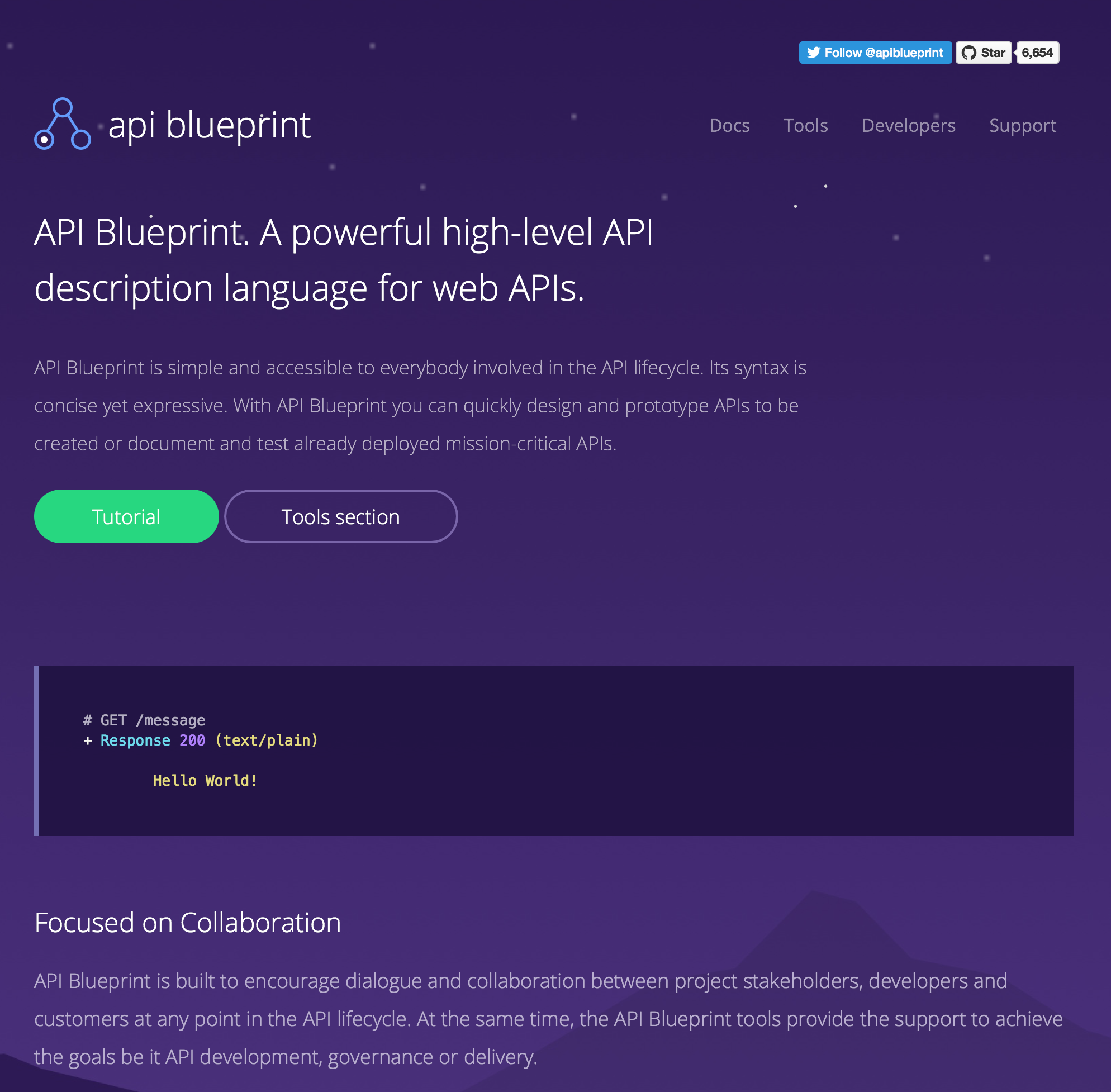 Keep your api in shape with api blueprint api blueprint malvernweather Choice Image