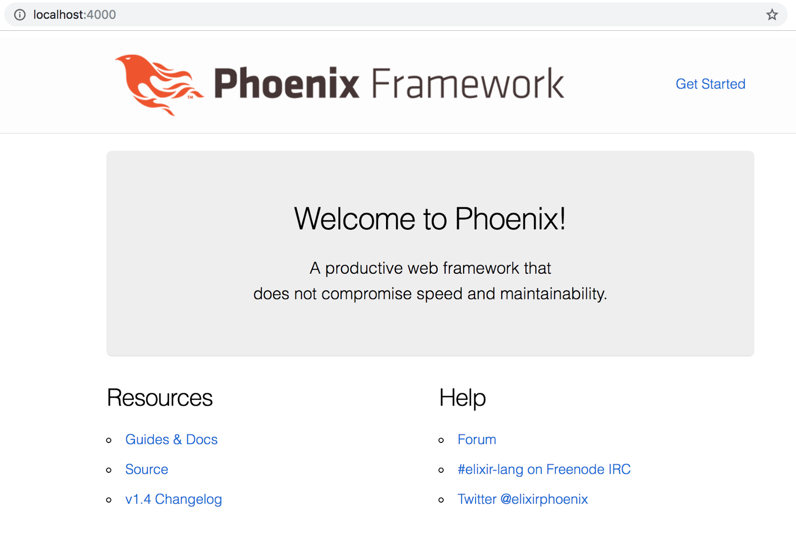 Build your first API with Phoenix
